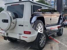 Đây là chi tiết khác biệt rõ ràng giữa Mercedes-AMG G63 2019 nhập ngoài và chính hãng ít người biết