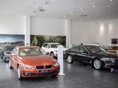 THACO mở showroom BMW thứ 3 tại Hà Nội