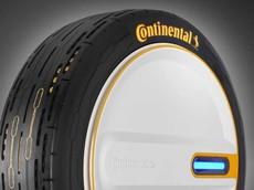 Lốp xe kỳ diệu này có thể tự điều chỉnh áp suất khi di chuyển để giúp xe tiết kiệm nhiên liệu hơn
