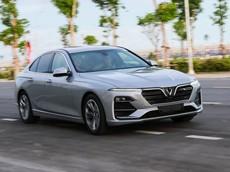 Mua xe VinFast Lux tại sự kiện lái thử, khách hàng có cơ hội nhận vé xem F1 trị giá hơn 18 triệu đồng