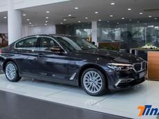 THACO mạnh tay giảm giá BMW 5-Series tới 230 triệu đồng trong những ngày cuối tháng 9