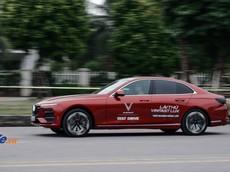 Toàn cảnh sự kiện lái thử xe VinFast Lux tại Hà Nội