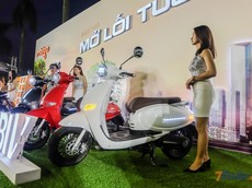 Giá xe máy điện MBIGO MBI V mới nhất tháng 12/2019
