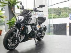 Đánh giá xe Ducati Diavel 1260 tiêu chuẩn - Mô tô có giá đắt hơn cả Mazda3