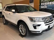 Nỗ lực đẩy mạnh doanh số, đại lý giảm giá Ford Explorer tới cả trăm triệu đồng