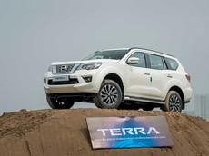 Tháng 10, Nissan Terra nhận ưu đãi lớn từ nhà sản xuất, giảm cao nhất tới 40 triệu đồng