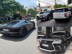 """Dàn xe """"khủng"""" đắt đỏ ở Phú Quốc, siêu xe Lamborghini Aventador hơn 23 tỷ đồng là ngoại lệ"""