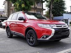 Sau Xpander, đến lượt Outlander và Pajero Sport được Mitsubishi Việt Nam bổ sung phiên bản đặc biệt