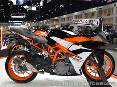 KTM không sản xuất xe sport bike phân khối lớn, dừng lại ở dòng RC 490