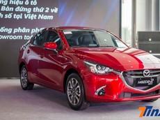 Nỗ lực vươn lên trong phân khúc hạng B, Mazda2 nhận ưu đãi tới 70 triệu đồng
