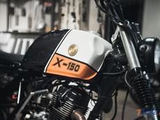 Video trải nghiệm bản độ Tracker từ Honda X-150 Bulleting: Một chiếc Honda khác lạ và nổi bật dưới bàn tay thợ Việt