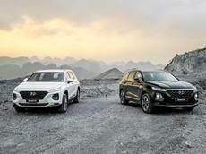 """Doanh số ô tô Hyundai tăng trưởng trở lại, TC Motor hồi phục sau tháng """"cô hồn"""""""