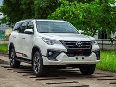 10 ô tô bán chạy nhất Việt Nam trong tháng 9/2019: Toyota Fortuner và Honda CR-V trở lại, Kia vắng bóng