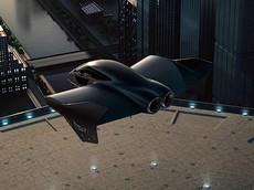 Porsche bắt tay cùng Boeing để chế tạo xe bay cao cấp trong đô thị