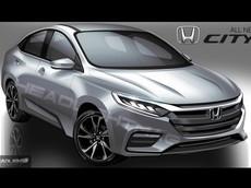 Honda City 2020 sẽ ra mắt vào tháng sau, thiết kế tương tự Accord, có động cơ tăng áp
