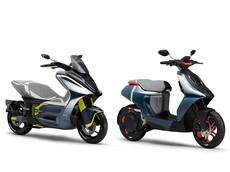 Yamaha sẽ ra mắt hai mẫu xe máy điện mới vào cuối tháng này