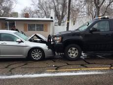 """SUV không còn là """"tử thần"""" đối với xe con trong va chạm nhưng bán tải thì vẫn là mối lo lớn"""