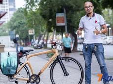 Đánh giá xe đạp trợ lực điện khung tre của StarTup Việt Nam: Êm ái, thoải mái và tốt cho sức khỏe