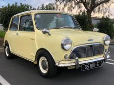 Nhìn lại lịch sử vẻ vang phi thường của mẫu Mini nguyên bản