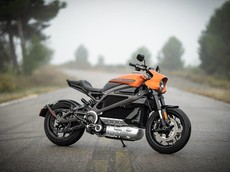Xe mô tô điện đình đám Harley-Davidson LiveWire bị hoãn thời gian bàn giao do sự cố sạc