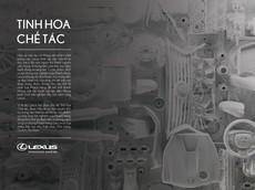 Lexus giới thiệu xe LF-1 Limitless Concept lấy cảm hứng từ kiếm Katana tại triển lãm VMS 2019