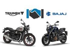 Triumph xác nhận sẽ kết hợp với hãng xe Ấn Độ để sản xuất dòng xe 400 phân khối với mức giá rẻ