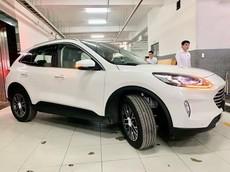 Ford Escape 2020 lộ diện tại Việt Nam trước khi chính thức ra mắt tại triển lãm VMS 2019