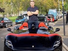 Vua đầu bếp Gordon Ramsay tậu siêu phẩm Ferrari Monza SP2 gần 2 triệu đô la