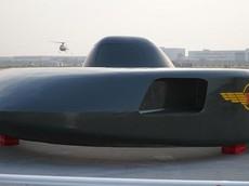 Trung Quốc bất ngờ hé lộ nguyên mẫu trực thăng... trông như tàu ngoài hành tinh
