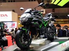 Super Naked Kawasaki Z H2 Supercharged chính thức ra mắt, công suất 197 mã lực