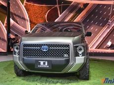 Cận xe Toyota TJ Cruiser Concept tại triển lãm VMS 2019