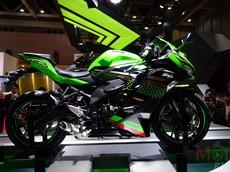 Siêu mô tô mạnh nhất phân khúc 250 cc - Kawasaki Ninja ZX-25R chính thức xuất hiện