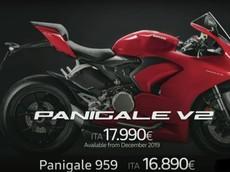 Ducati Panigale V2 chính thức ra mắt tại Ducati World Premiere 2020, giá gần 500 triệu đồng