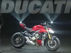 """""""Quái vật"""" Ducati Streetfighter V4 2020 chính thức ra mắt với sức mạnh 208 mã lực"""