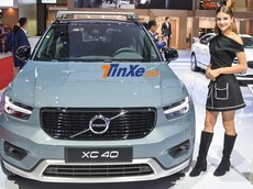 Soi kỹ Volvo XC40 T5 có giá bán 1,75 tỷ đồng tại Việt Nam