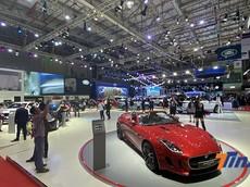 Triển lãm Ô tô Việt Nam 2019: Jaguar Land Rover quay trở lại, Range Rover Evoque mới được vén màn