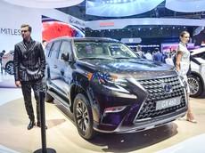 SUV hạng sang Lexus GX460 giá hơn 5 tỷ đồng vừa ra mắt tại VMS 2019 có gì đặc biệt?