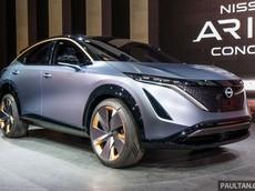 Nissan Ariya Concept chính thức trình làng: Kỷ nguyên xe mới của Nissan đã bắt đầu
