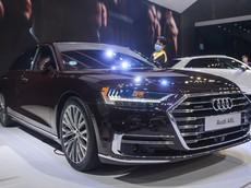 Khám phá nhanh Audi A8L thế hệ mới tại Việt Nam, đối thủ chính của Mercedes-Benz S450L Luxury