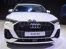 """Ngắm """"dung nhan"""" Audi Q3 thế hệ thứ hai tại triển lãm VMS 2019, đối thủ của Volvo XC40"""