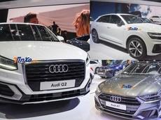 Chiêm ngưỡng bộ 3 Audi với những nâng cấp nhẹ ngoại thất và cả động cơ tại triển lãm VMS 2019