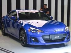 Subaru BRZ 2.0 2019 ghé thăm Việt Nam, mẫu xe thể thao hiếm hoi tại triển lãm VMS 2019
