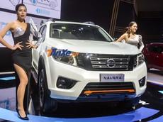 Nissan Navara bản giới hạn ra mắt tại VMS 2019 có gì hấp dẫn để cạnh trang cùng Ford Ranger?
