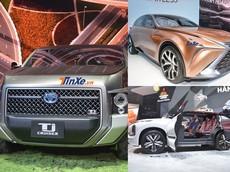 Ngắm lại bộ 3 xe Concept khiến vạn người mê tại triển lãm VMS 2019