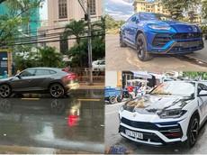 Bộ sưu tập siêu SUV Lamborghini Urus của nhà giàu Việt