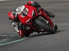 Ducati Panigale V4 2020 sẽ được trang bị cánh gió khí động học trên tất cả các phiên bản