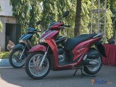 Xe ga cao cấp Honda SH125i và SH150i phiên bản mới bất ngờ ra mắt với nhiều thay đổi vượt trội