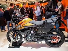 """Soi chi tiết KTM 390 Adventure: Xế """"phượt"""" nhỏ mà có võ vừa ra mắt tại EICMA 2019, sẽ có mặt tại Việt Nam trong năm tới"""