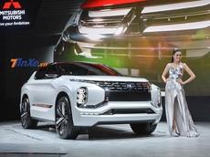 Sau triển lãm VMS 2019, Mitsubishi GT-PHEV - hình ảnh xem trước của Outlander thế hệ mới - ra Hà Nội
