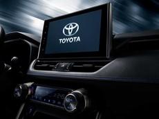 Toyota Wildlander 2020 - đối thủ mới của Honda CR-V - lần đầu lộ nội thất